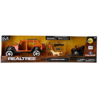 Realtree 12-pc. Jeep Wrangler Hunting Playset