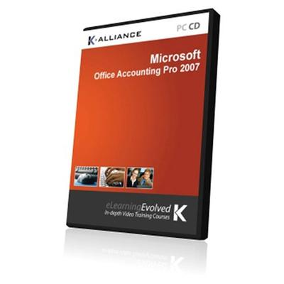 Microsoft Office Accounting Pro 2007 Training Course