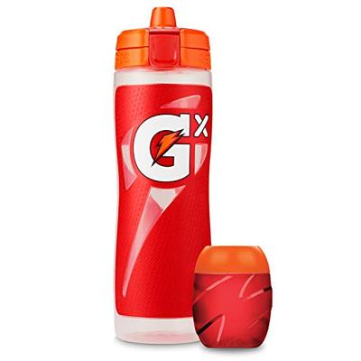 Gatorade Gx Bottle, Red with Gx Pods, Fruit Punch, Thirst Quencher Concentrate