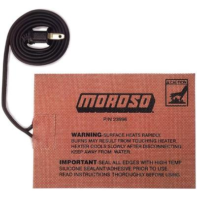 Moroso 23996 5  x 7  Self Adhesive External Heating Pad
