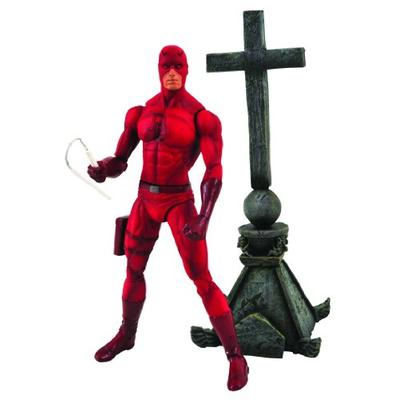 "DIAMOND SELECT TOYS Marvel Select: Daredevil Action Figure Multi-colored, 7"" SCALE"