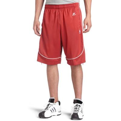 West Conference Maroon West Shooter Shorts, Medium