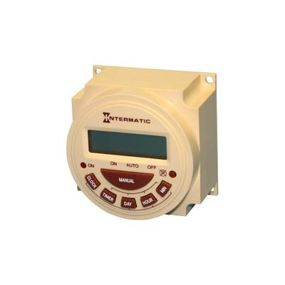 Intermatic PB373E 7-Day SPST Electronic Timer Mechanism