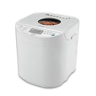 Oster Expressbake Breadmaker, 2-lb. Loaf Capacity, 2 lb, White/Ivory
