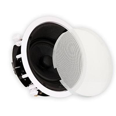 "Theater Solutions TSS6A Home Theater Deluxe in Ceiling 6.5"" Angled Speaker"