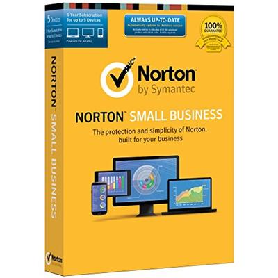 Norton Small Business - 5 Device [Key Card]