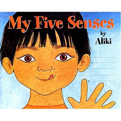 My Five Senses Big Book (Let's-Read-and-Find-Out Science 1)