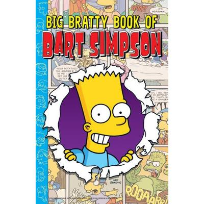 Big Bratty Book of Bart Simpson (Simpsons Comic Compilations)