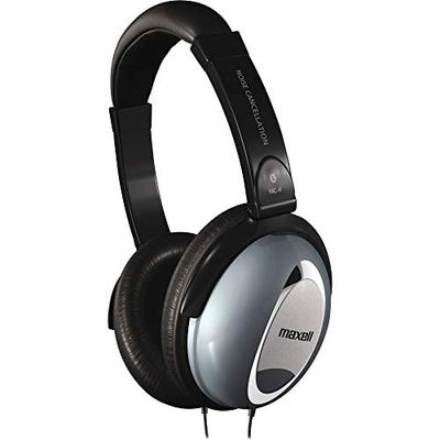 Maxell 190400 Noise Cancellation Headphone