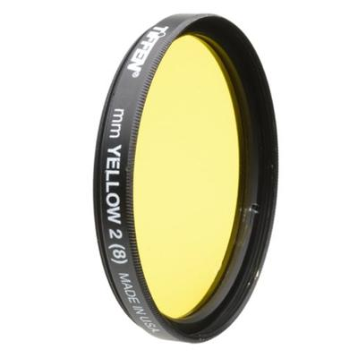 Tiffen 62mm 8 Filter (Yellow)