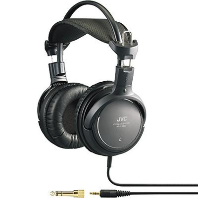 JVC HARX900 High-Grade Full-Size Headphone,Black