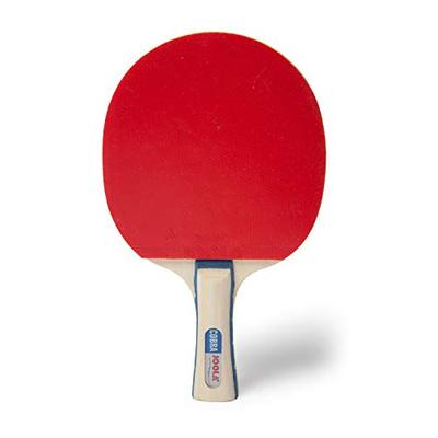 JOOLA Cobra Recreational Ping Pong Paddle - ITTF Approved Table Tennis Rubber - JOOLA Technology Ensures Ideal Ball Control and Spin - Table Tennis Racket for All Skill Levels - Flared Handle Grip