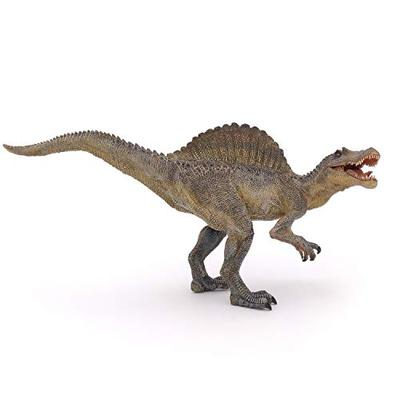 Papo The Dinosaur Figure, Spinosaurus Multicolor, 31.00 cm x 13.00 cm x 17.00 cm (Lxlxh)