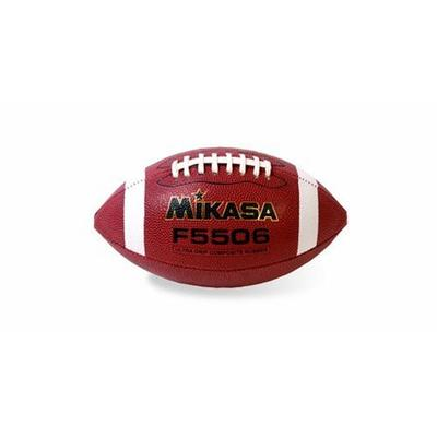 Mikasa Composite Rubber Football (Jr Size)