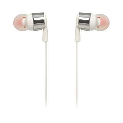 JBL T210 In-Ear Headphone In-Ear Headphone with One-Button Remote/Mic