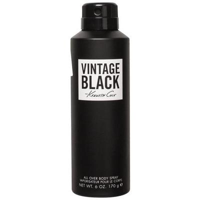 Kenneth Cole Vintage Black Mens 6 fl. oz. Body Spray