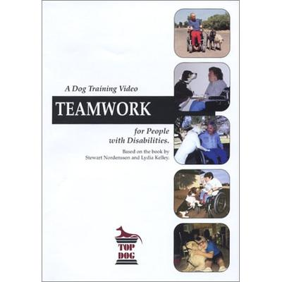 Teamwork: A Dog Training Video for People with Disabilities