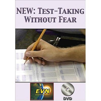 NEW: Test-Taking Without Fear DVD
