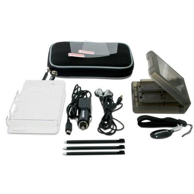 DSi 10-In-1 Starter Kit - Black