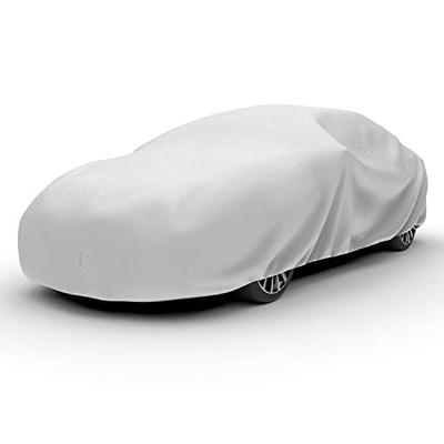 Budge 5LF1 Protector V Car Cover, 5 Layer Premium Weather Protection, Waterproof, Dustproof, UV Treated Car Cover Fits Cars up to 157