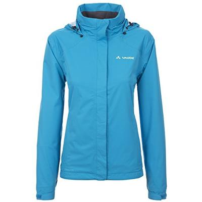 VAUDE Women's Escape Light Rain Jacket - Lightweight Waterproof Jacket - Rain Jacket for Walking, Hiking or Cycling