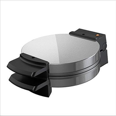 BLACK+DECKER Belgian Waffle Maker, Stainless Steel, WMB500