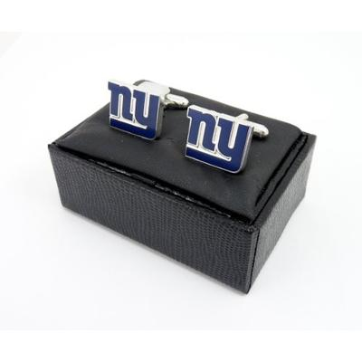 NFL New York Giants Cut-Out Cuff Links