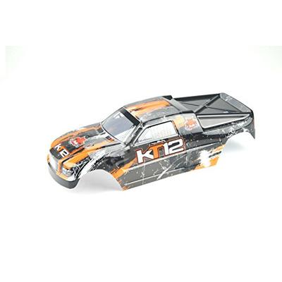 Redcat Racing Truggy Body (Orange) Official Car Parts