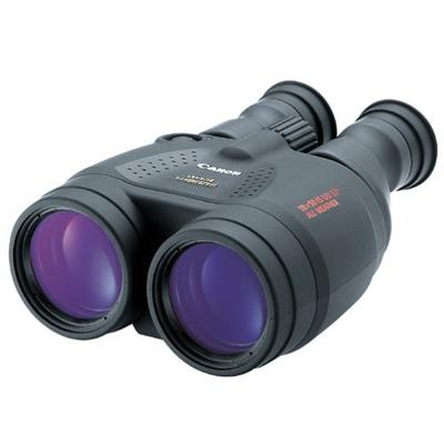 Canon 18x50 Image Stabilization All-Weather Binoculars w/Case, Neck Strap & Batteries