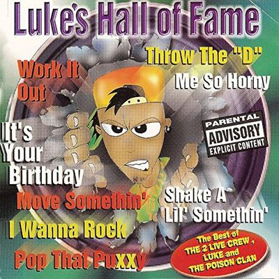 Luke's Hall Of Fame