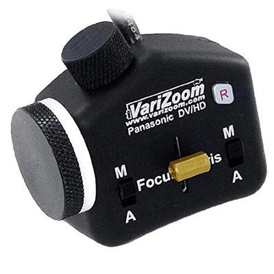 Varizoom Stealth Style Zoom, Focus, Iris control Only for HVX200 and DVX100B camcorders