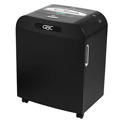 GBC Paper Shredder, Jam Free, 22 Sheet Capacity, Strip-Cut, 5-10 Users, DS22-13 (1758575)