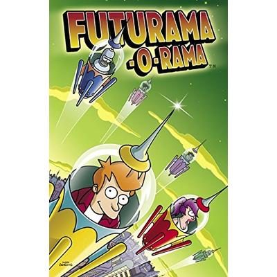 Futurama-O-Rama (Simpsons Futurama)