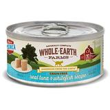 Merrick Pet Care Whole Earth Farms Grain Free Real Tuna, 1 Count, One Size