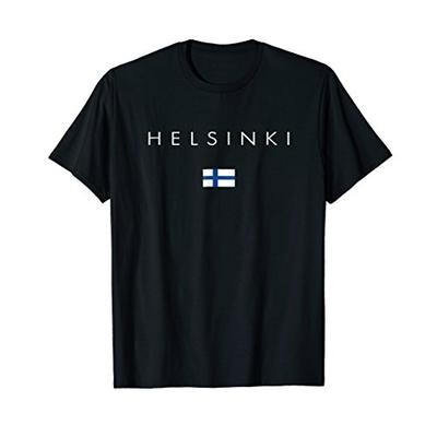 Helsinki T Shirt Fashion International XO4U Original