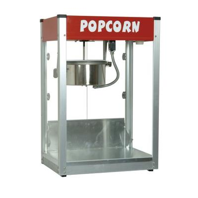 Paragon - Manufactured Fun Thrifty Pop Pop 8 Ounce Popcorn Machine for Professional Concessionaires Requiring Commercial Quality High Output Popcorn Equipment
