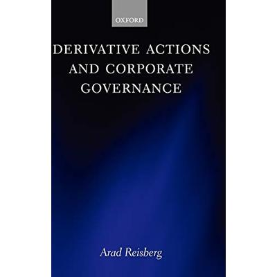 Derivative Actions and Corporate Governance