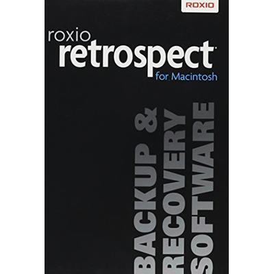 Retrospect 8.0 Single Server Unlimited Clients Mac with asm [Old Version]
