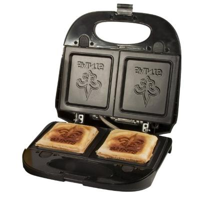 NFL New Orleans Saints Sandwich Press