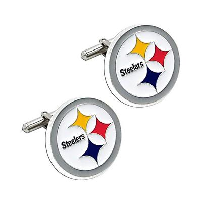 NFL Pittsburgh Steelers Cut-Out Cuff Links