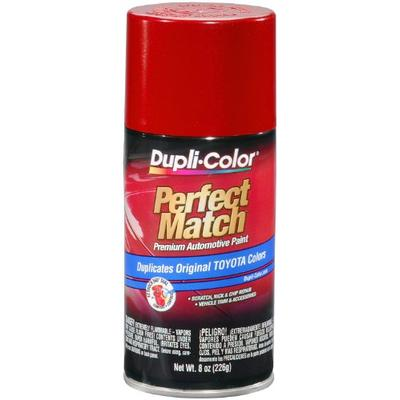 Dupli-Color - EBTY16187-6pk BTY1618 Metallic Barcelona Red Auto Spray Paint for Scion & Toyota Vehicles (8 oz) - 6 Pack