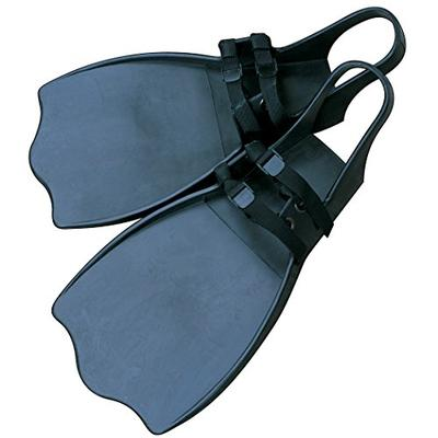 Classic Accessories Float Tube Step In Fins black, One Size Fits All