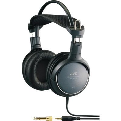 JVC HARX700 Precision Sound Full Size Headphones - Black