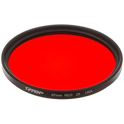 Tiffen 67mm 25 Filter (Red)