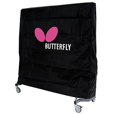 Butterfly Weatherproof Table Tennis Table Cover - Protect Your Ping Pong Table - Fits Regulation Size Tables – For Indoor or Outdoor Use - Made of Weatherproof Nylon