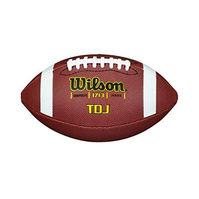 Wilson TDJ Composite Football - Junior