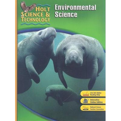 Holt Science & Technology: Environmental Science Short Course E