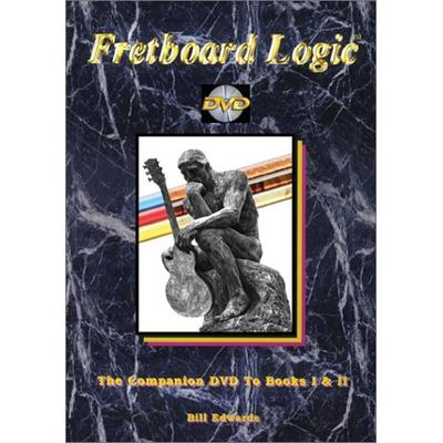 Fretboard Logic Combo DVD - Videos I and II