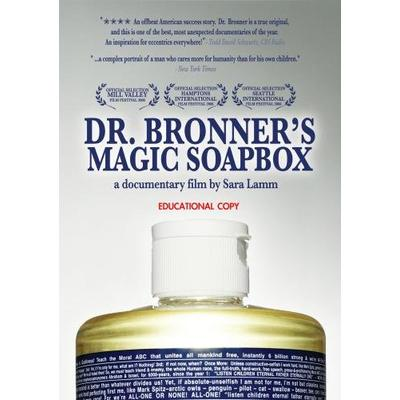 Dr. Bronner's Magic Soapbox (Institutional Use - Universities/Colleges/Libraries/Non-Profits)