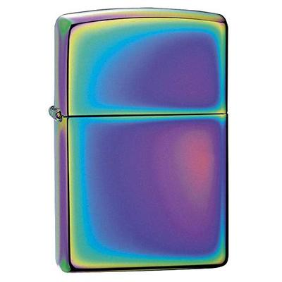 Zippo 151 Spectrum Pocket Lighter, No Logo